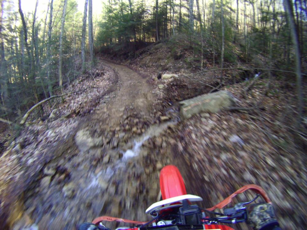 4x4 Off Road >> Off-Road ATV Dirt Bike trails Riding Coal Creek TN, ATV ...
